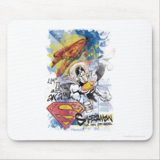 Superman 77 mouse mat