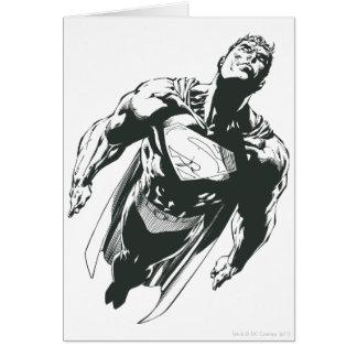 Superman 78 greeting card