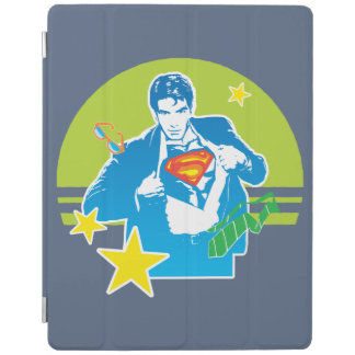 Superman 80's Style iPad Cover