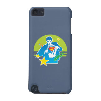 Superman 80's Style iPod Touch (5th Generation) Case