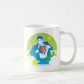 Superman 80's Style Coffee Mug