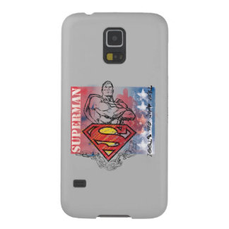 Superman 81 galaxy s5 cover