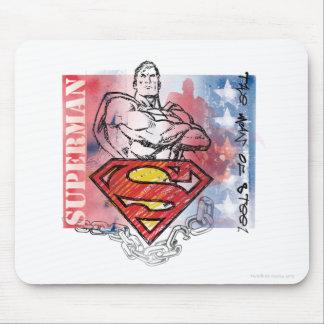 Superman 81 mouse mat