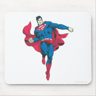 Superman 89 mouse pad