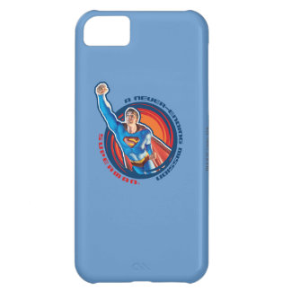 Superman A Never-ending Mission iPhone 5C Case