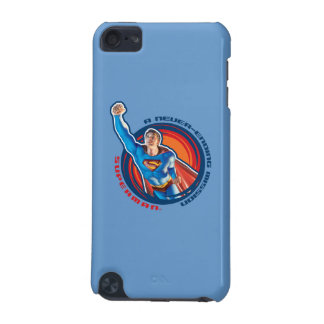Superman A Never-ending Mission iPod Touch 5G Cases