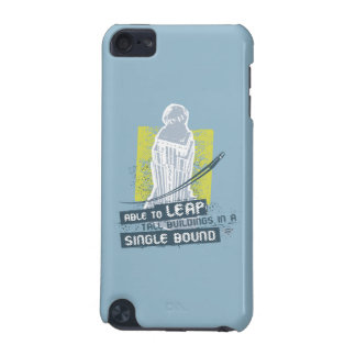 Superman Able to Leap Tall Buildings iPod Touch (5th Generation) Case