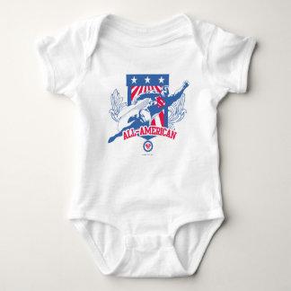 Superman All-American Baby Bodysuit