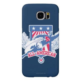 Superman All-American Samsung Galaxy S6 Cases