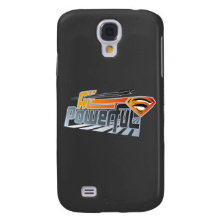 Superman All Powerful Galaxy S4 Case