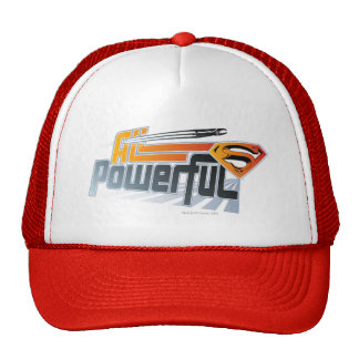 Superman All Powerful Hat