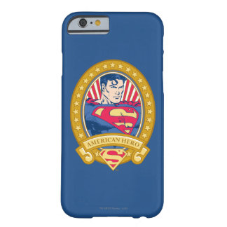 Superman American Hero Barely There iPhone 6 Case