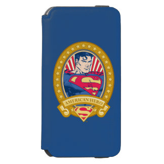 Superman American Hero Incipio Watson™ iPhone 6 Wallet Case