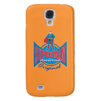 Superman American Original Galaxy S4 Case