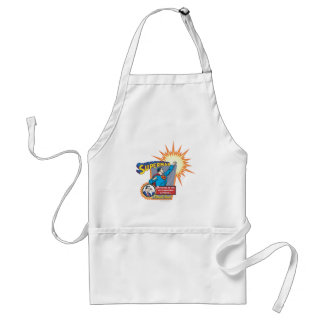 Superman and Clark Kent Standard Apron