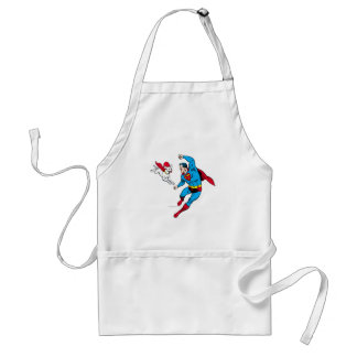 Superman and Krypto 2 Aprons