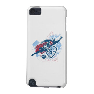 Superman and Map iPod Touch 5G Cover