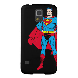 Superman Arms Folded Cases For Galaxy S5
