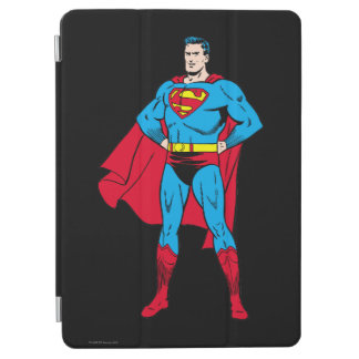 Superman Arms Folded iPad Air Cover