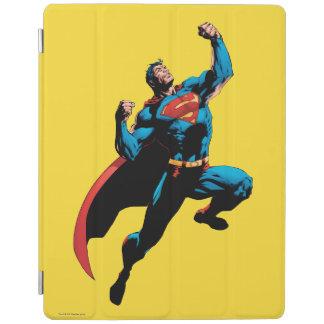 Superman Arms Raised iPad Cover