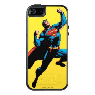 Superman Arms Raised OtterBox iPhone 5/5s/SE Case
