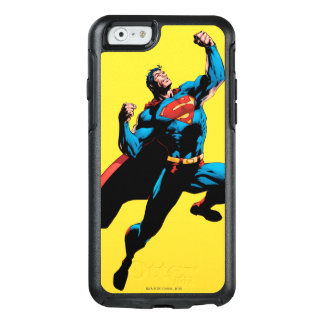 Superman Arms Raised OtterBox iPhone 6/6s Case