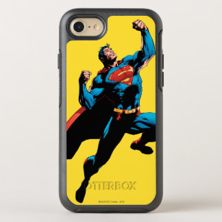 Superman Arms Raised OtterBox Symmetry iPhone 8/7 Case