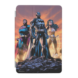 Superman, Batman, & Wonder Woman Trinity iPad Mini Cover