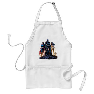 Superman, Batman, & Wonder Woman Trinity Standard Apron