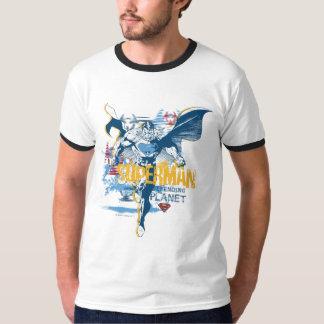 Superman Bio Design T-Shirt
