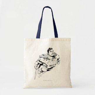 Superman Black and White 1