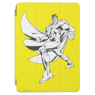 Superman Black and White 2 iPad Air Cover