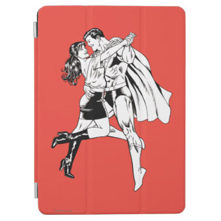 Superman Black and White 4 iPad Air Cover