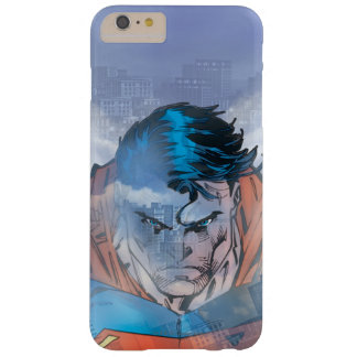 Superman - Blue Barely There iPhone 6 Plus Case