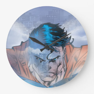 Superman - Blue Clock