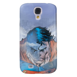 Superman - Blue Galaxy S4 Case