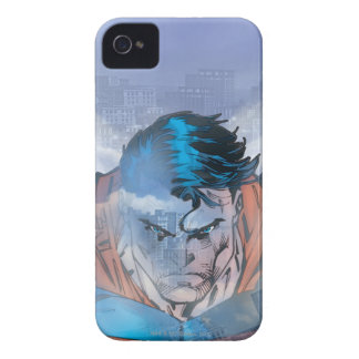 Superman - Blue iPhone 4 Case-Mate Case