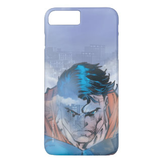 Superman - Blue iPhone 8 Plus/7 Plus Case
