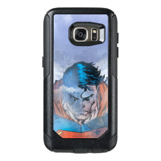 Superman - Blue OtterBox Samsung Galaxy S7 Case