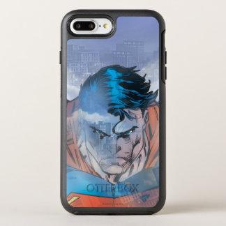 Superman - Blue OtterBox Symmetry iPhone 7 Plus Case