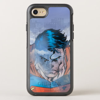 Superman - Blue OtterBox Symmetry iPhone 8/7 Case