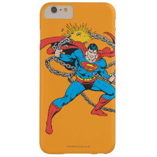 Superman Breaks Chains 3 Barely There iPhone 6 Plus Case