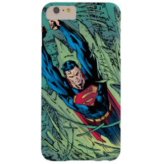 Superman breaks through barely there iPhone 6 plus case