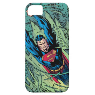 Superman breaks through iPhone 5 cover