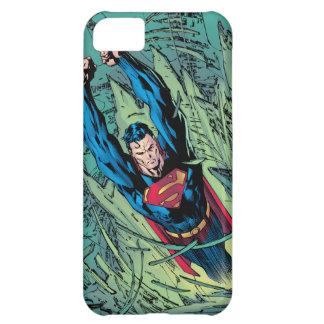 Superman breaks through iPhone 5C case