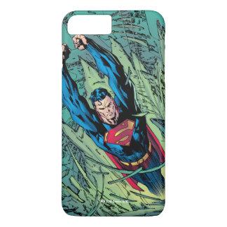 Superman breaks through iPhone 8 plus/7 plus case