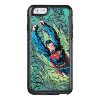 Superman breaks through OtterBox iPhone 6/6s case