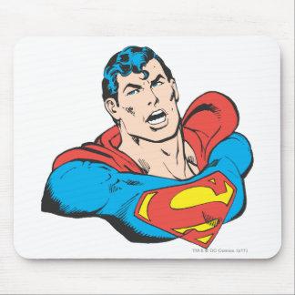 Superman Bust 1 Mouse Mat