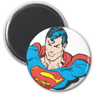 Superman Bust 2 Magnet