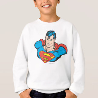 Superman Bust 2 Sweatshirt